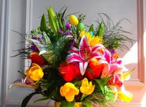Florist, floral, arrangements, bouquets