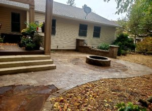 patio Pavers and natural stone